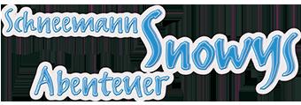 Schneemann Snowy